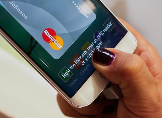 Samsung Pay - Reprodução: cnet.com